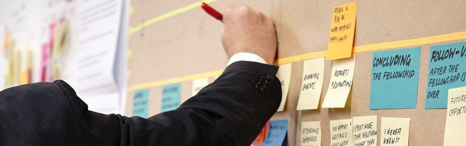 sticky notes, project, amlaboratory.com
